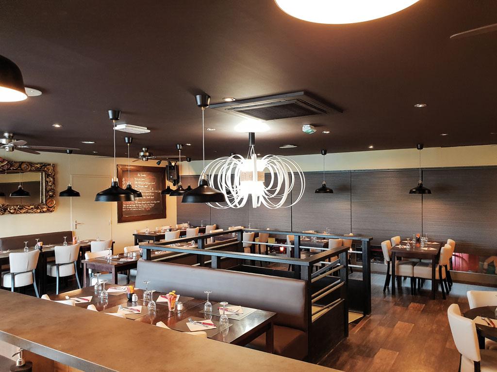 Brasserie Dieppe Cap Horn Salle 2