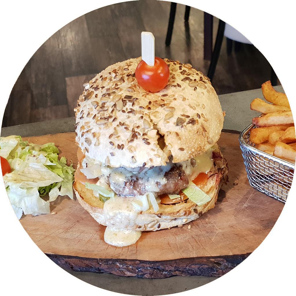 Burger Cap Horn